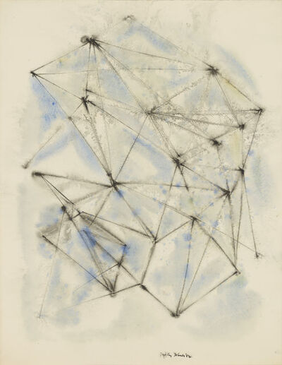 Dorothy Dehner, 'Untitled #61–A', 1952