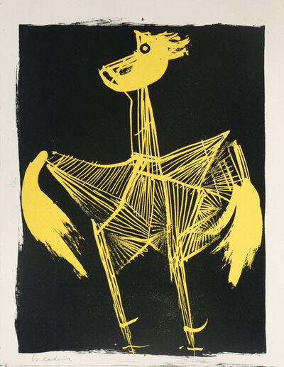 Bernard Meadows, 'Bird', 1962