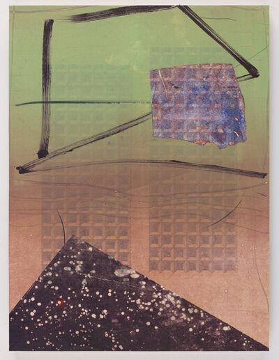 David Collins, 'Pyramid of Stars', 2020