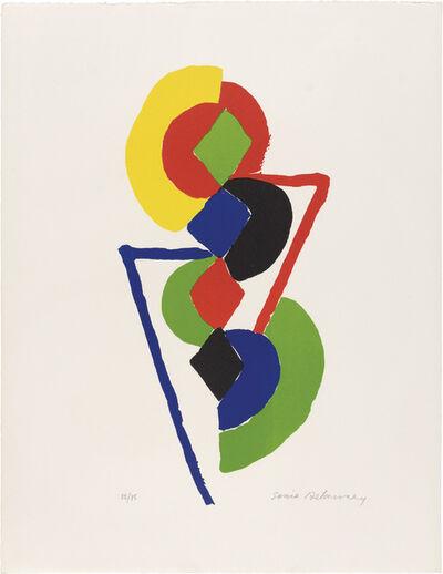 Sonia Delaunay, 'Jocker', 1969