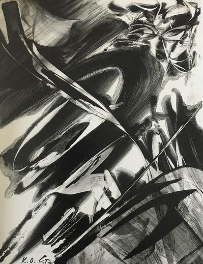 Karl Otto Götz, '6 Variationen No.6', 1989