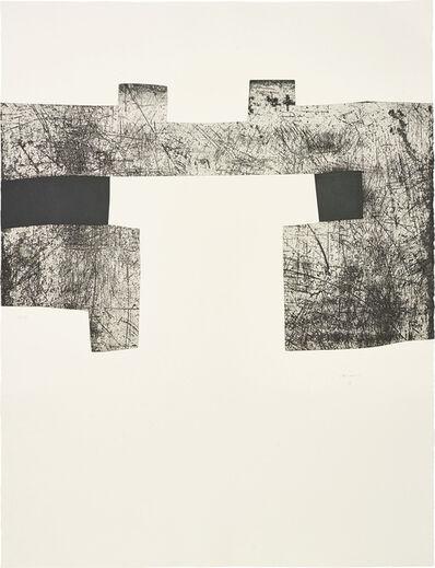 Eduardo Chillida, 'Zubi-Aundi (Bridge Over)', 1989