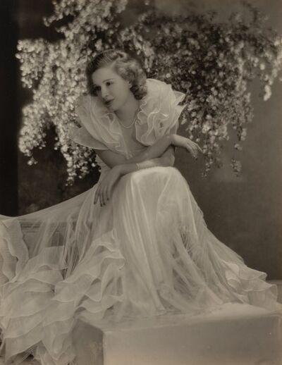 Baron Adolph De Meyer, 'Lili Damita', circa 1931