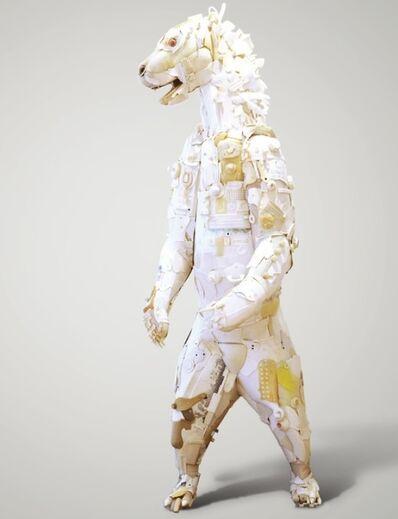 Gilles Cenazandotti, 'Polar Bear', 2016