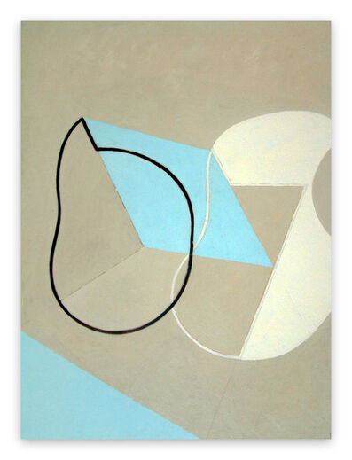 Jeremy Annear, 'Breaking Contour (Blue Sand Forms)', 2008