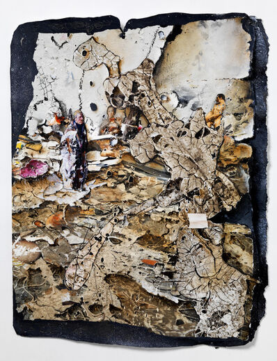 Gerry Bergstein, 'Fragment I', 2016
