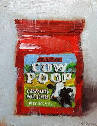 Bradford J. Salamon, 'Cow Poop', 2018