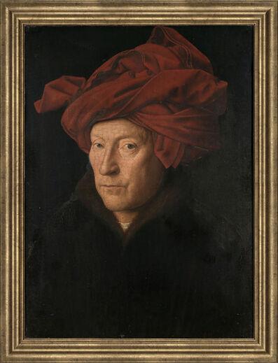 Jan van Eyck, 'Portrait of a Man', (Date unknown)