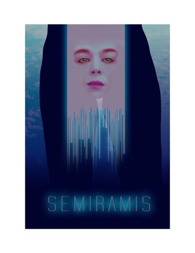 Tai Shani, 'Dark Continent: SEMIRAMIS', 2018