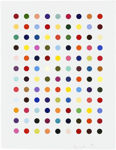 Damien Hirst, 'Flumequine ', 2007