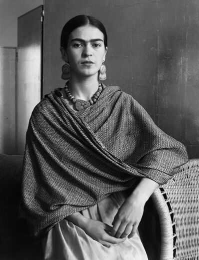 Imogen Cunningham, 'Frida Kahlo Rivera, Painter and Wife of Diego Rivera', 1931