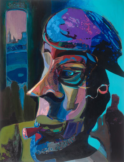 Edmund Ian Grant, 'Americana', 2016