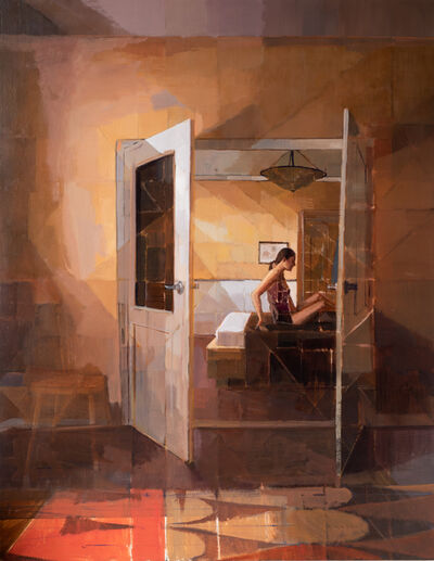 Hiroshi Sato, 'Through the Door', 2018