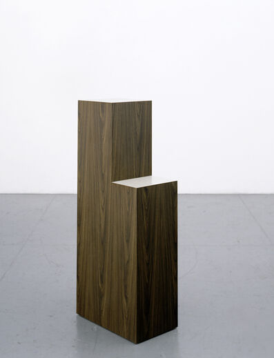 Richard Artschwager, 'Brown Chair', 2008