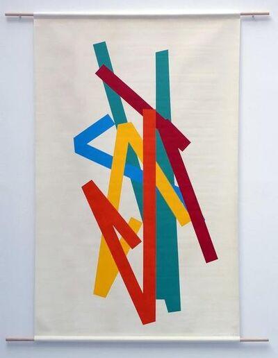Eltono, '5 Lignes passant par 4 Points', 2015
