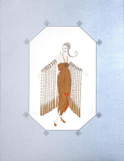 Erté (Romain de Tirtoff), 'Zobeide', 1982