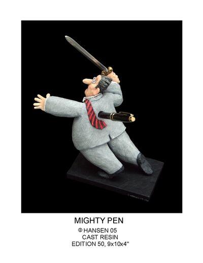 Stephen Hansen, 'The Mighty Pen'