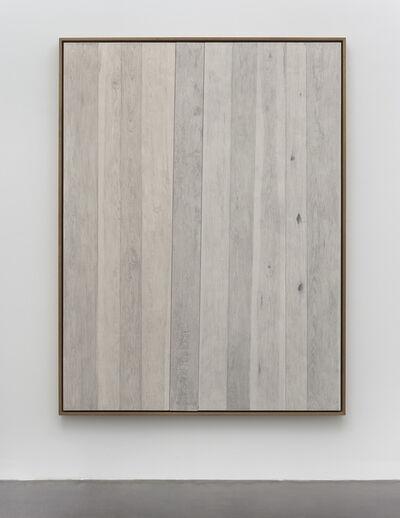 Hu Xiaoyuan 胡晓媛, 'Wood/Rift No. 9', 2017