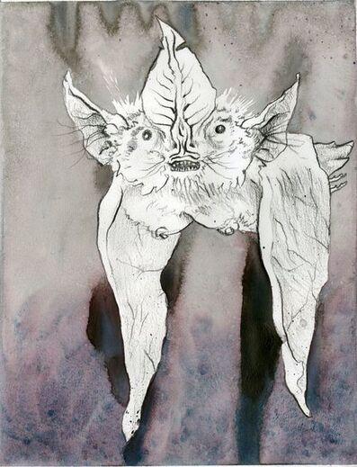 Jim Holyoak, 'Book of Bats', year unknown