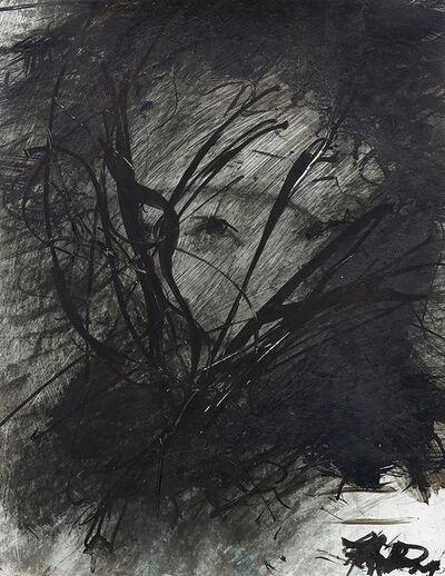 Arnulf Rainer, 'Als Van Gogh Als', 1980