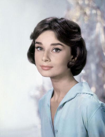 Willy Rizzo, 'Audrey Hepburn, Paris', 1961