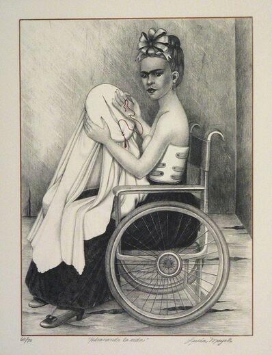 "LUCIA MAYA, '""Hilvanando la vida""', 1985"