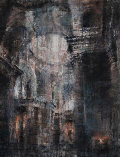 Chizuru Morii Kaplan, 'Pantheon, Paris', ca. 2021