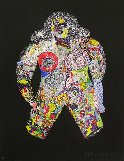 Niki de Saint Phalle, 'La Femme (Portrait of Mimi) or Clarissa', 1995