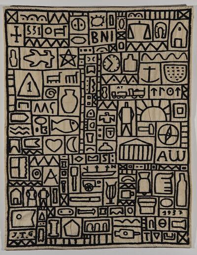 Joaquín Torres-García, 'Tapiz (Tapestry)',  1951