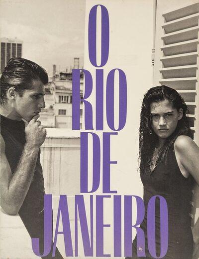 Bruce Weber, 'O Rio de Janeiro', 1986