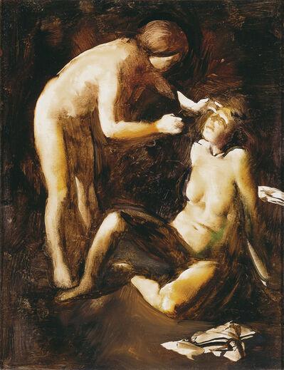 Tibor Csernus, 'Nudes', 1980