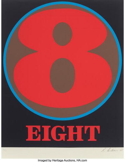 Robert Indiana, 'Eight', 1968