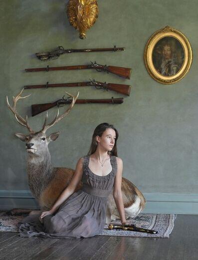 Lindsay McCrum, 'Greta, Napa Valley, CA', 2011