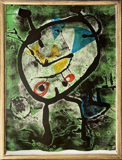Joan Miró, 'Grans Rupestres II', 1979