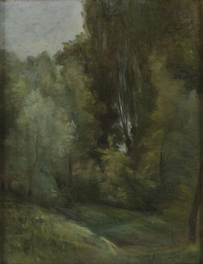 Barthélemy Menn, 'Stimmungsvolle Landschaftspartie', no year