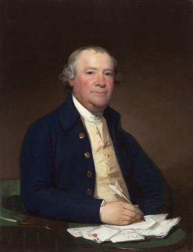 Gilbert Stuart, 'Captain Joseph Anthony', 1794