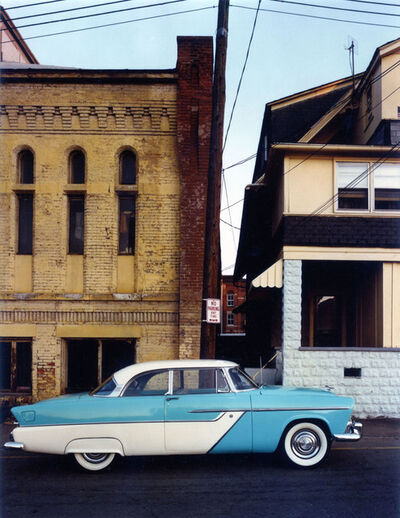 Bruce Wrighton, '1955 Plymouth Belvedere, Upstate NY', 1987