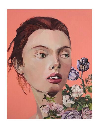 Farnaz Zabetian, 'Iris', 2018