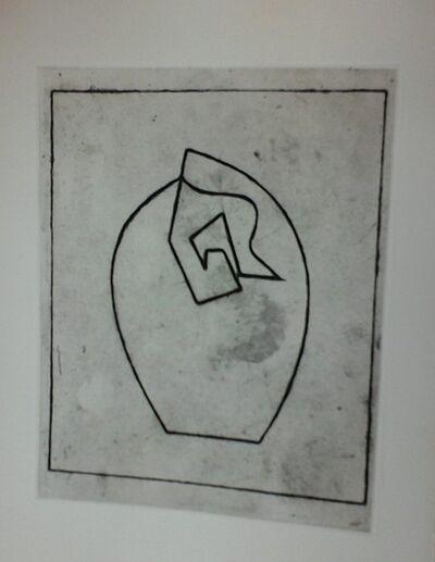 Hans Arp, 'Vers le Blanc Infini', 1960