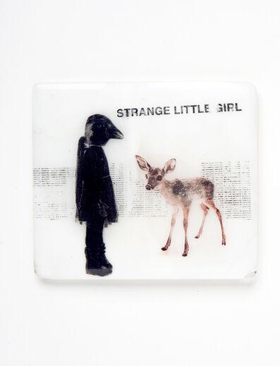 Silvia Levenson, 'Bambine strane', 2020