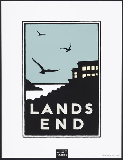Michael Schwab, 'Lands End', 1995