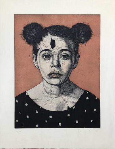 Jose Fors, 'Niña', 2015