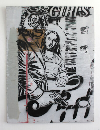 FAILE, '10Ways on Wood', 2005