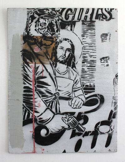 FAILE, '10Ways on Wood', 2005