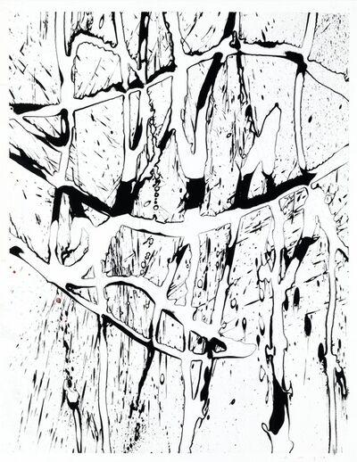Ed Moses, 'Brack #2', 2004