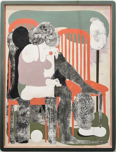 Alex Feuerstein, 'Strumpfhose II', 2019