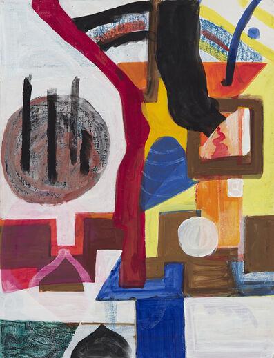 Shirley Jaffe, 'Untitled (#12)'