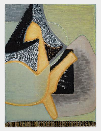 Magalie Guérin, 'Untitled (Quarantine painting 21)', 2020