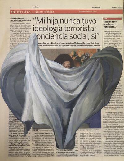 Sandra Gamarra, 'Paños de pudor', 2012