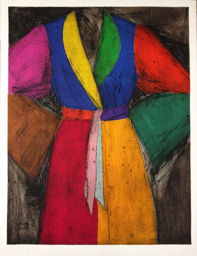 Jim Dine, 'Very Picante', 1995